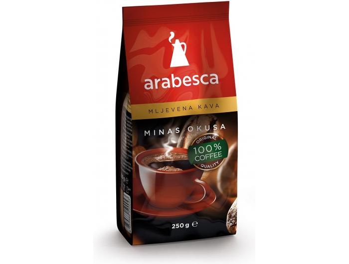 Arabesca Minas mljevena kava 250 g