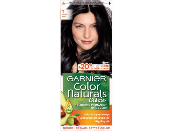 Garnier Color naturals Boja za kosu br.1  1 kom