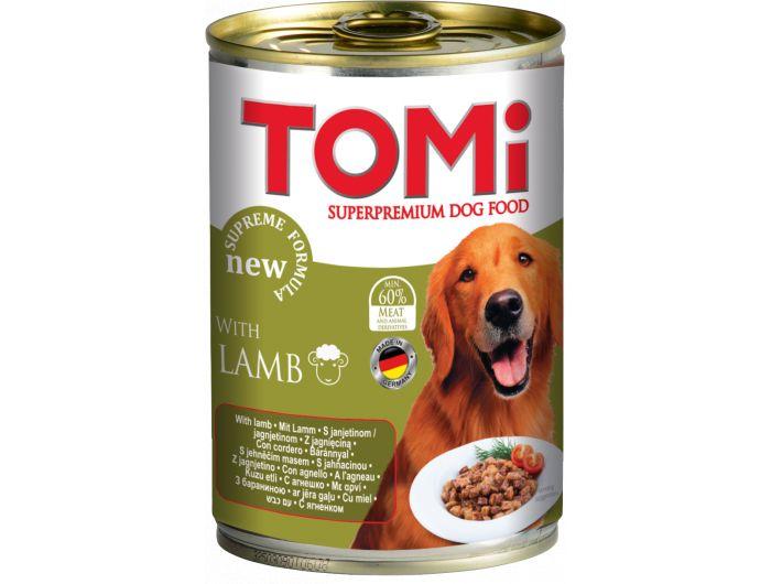 Tomi hrana za pse janjetina 400 g