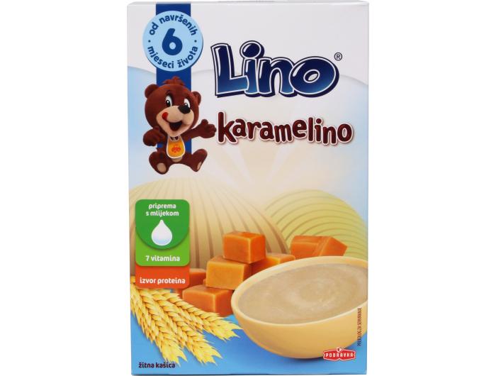 Podravka Lino Karamelino 200 g