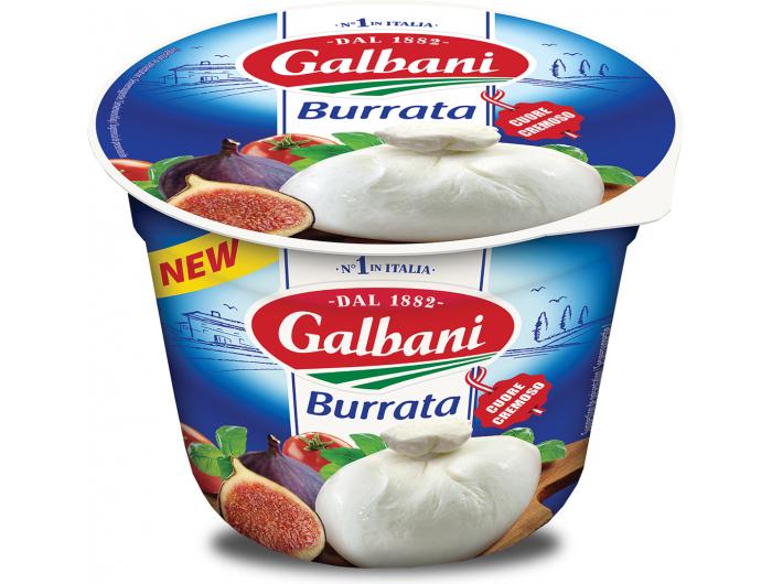 Galbani Burrata Meki punomasni sir punjen vrhnjem 150 g