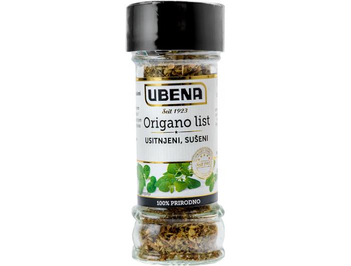 Ubena origano list usitnjeni 5,5 g
