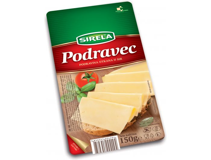 Sirela sir Podravec 150 g
