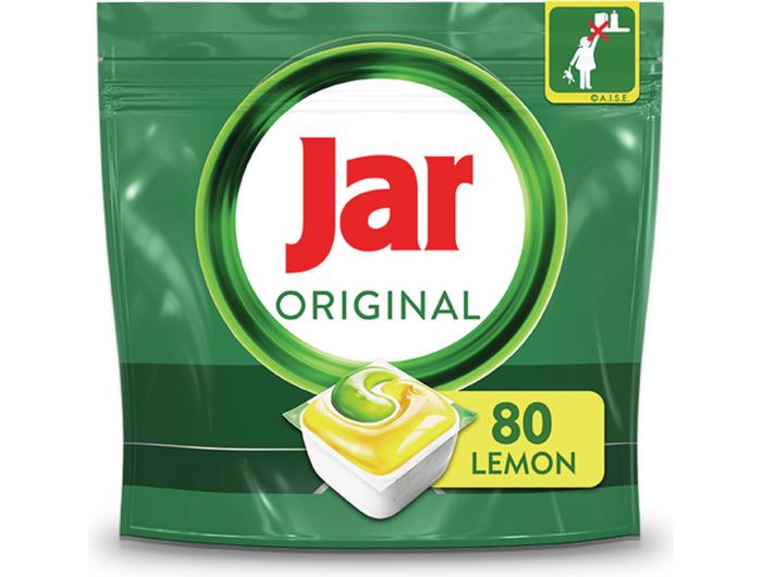 Jar Original Tablete za strojno pranje posuđa 80 kom