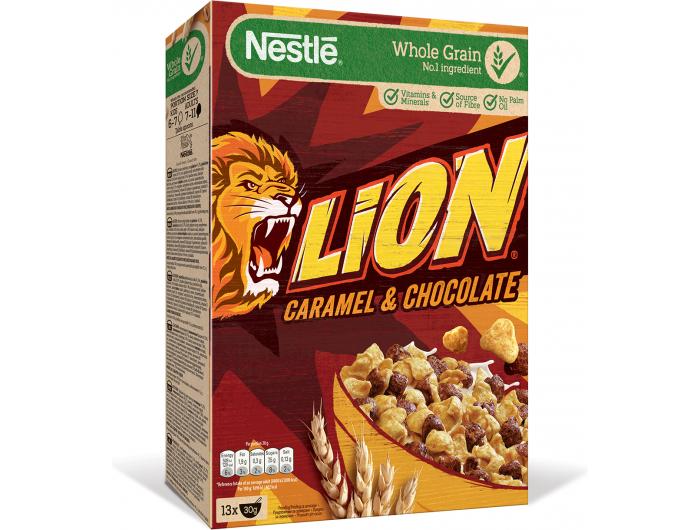 Nestle Lion Žitne pahuljice 400 g