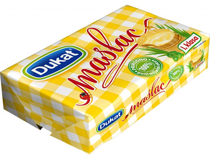 Dukat maslac 125 g