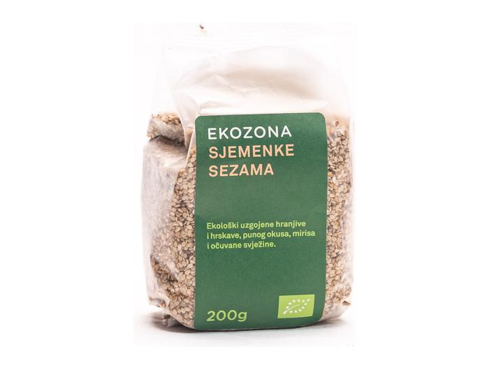 Ekozona BIOsezam 200 g