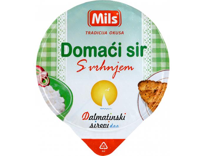 Mils Dalmatinski sirevi domaći sir s vrhnjem 500 g