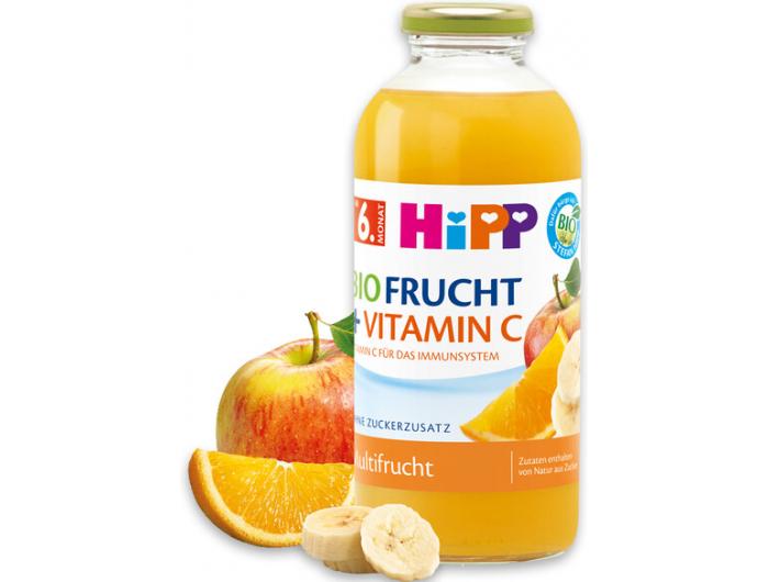 Hipp voćni napitak s dodatkom vitamina C 500 ml