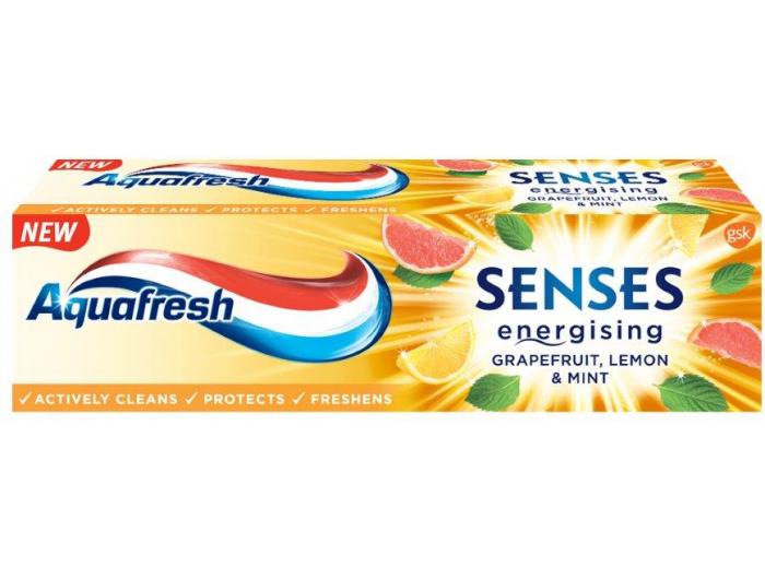 Aquafresh pasta za zube Senses 75 ml