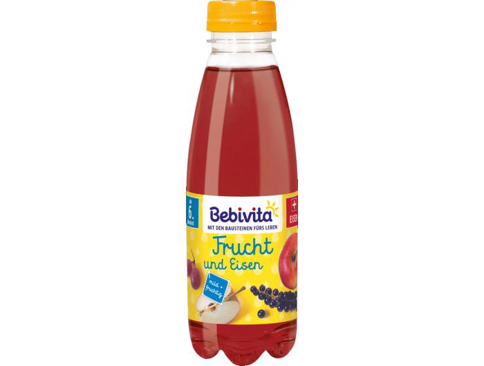 Bebivita Dječji sok jabuka, grožđe i crni ribiz 500 ml