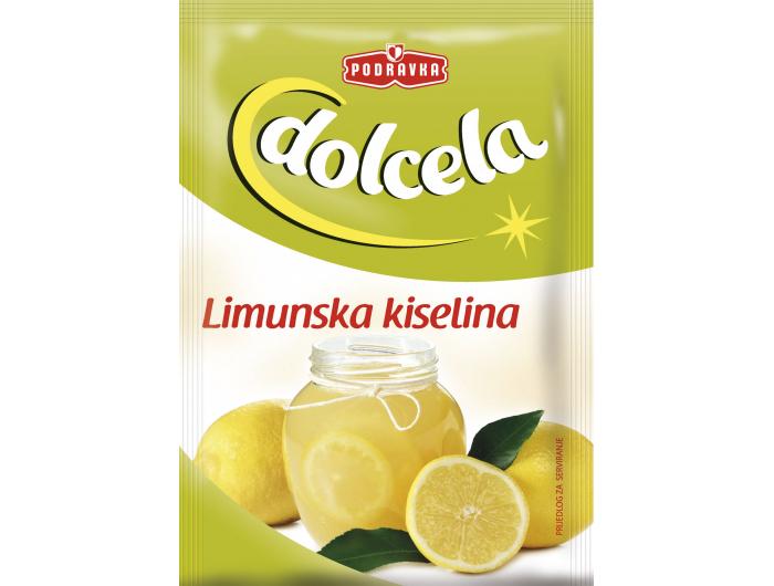 Podravka Dolcela limunska kiselina 100 g