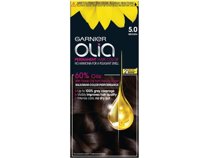 Garnier Olia boja za kosu – 5.0 Brown 1kom