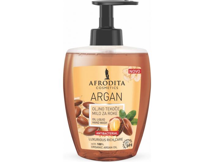 Afrodita tekući sapun Argan 300 ml