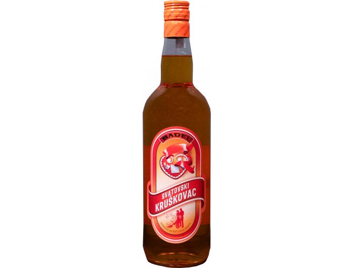 Badel svatovski Kruškovac 1 L