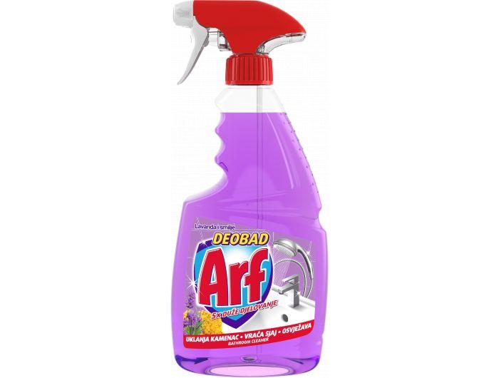 Arf Deobad sredstvo za čišćenje kupaonice lavanda i smilje 750 ml