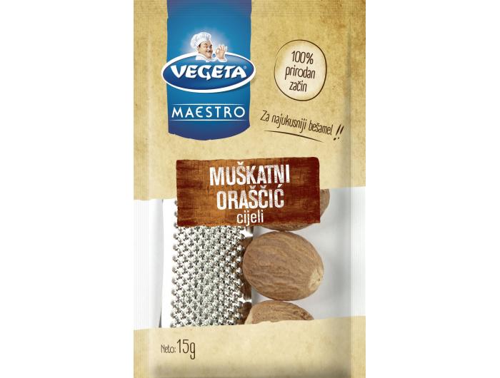 Vegeta maestro muškatni oraščić 15 g