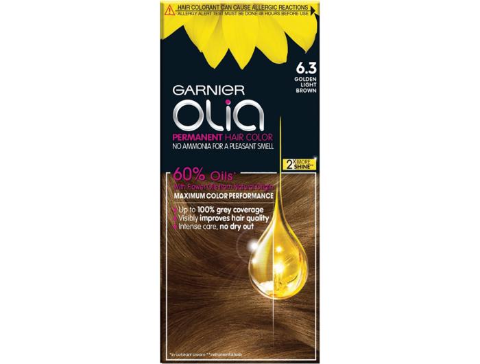 Garnier Olia boja za kosu – 6.3 Golden Light Brown 1kom