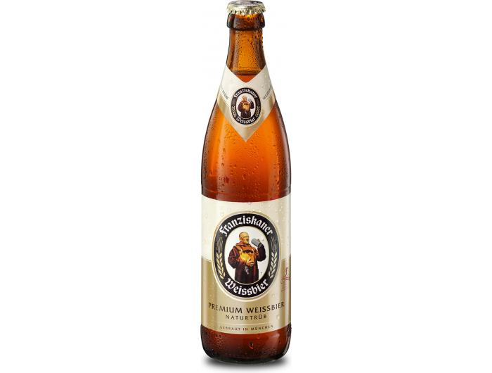 Franziskaner Pivo Pšenično 0,5 L