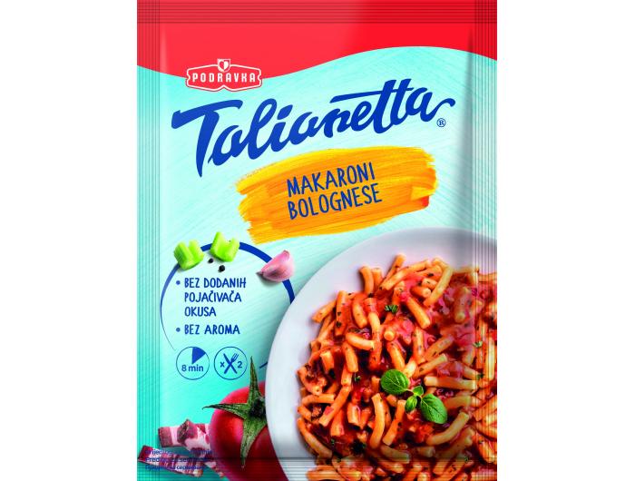 Talianetta makaroni bolognese 160 g