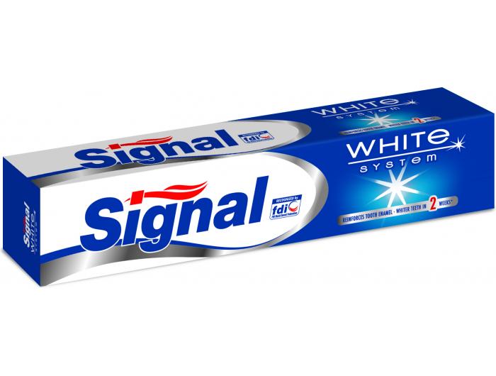 Signal pasta za zube White System 75 ml