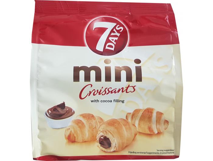 7 Days kroasan mini s kakaom 60 g