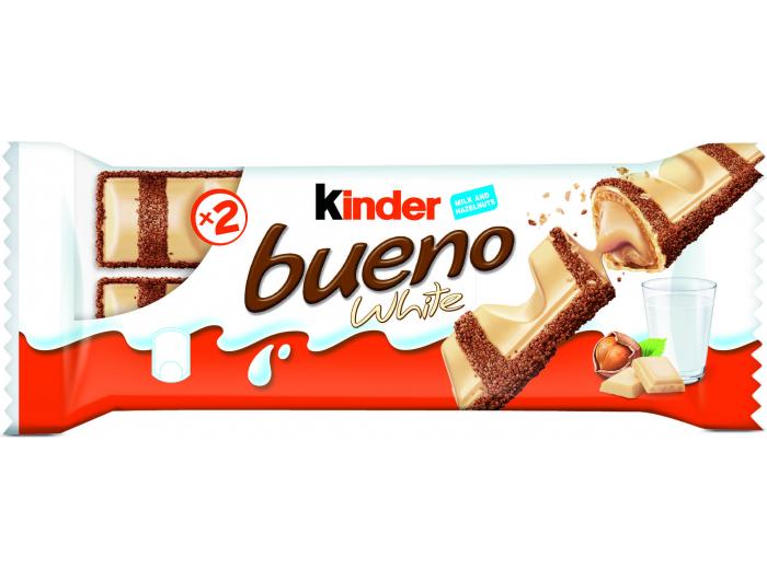 Ferrero Kinder Bueno white čokoladni desert, 39  g