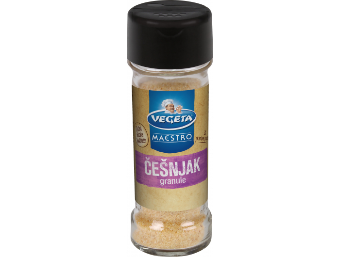 Vegeta maestro češnjak u granulama 55 g
