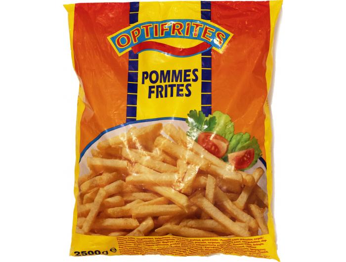 Wernsing pommes frites 2,5 kg