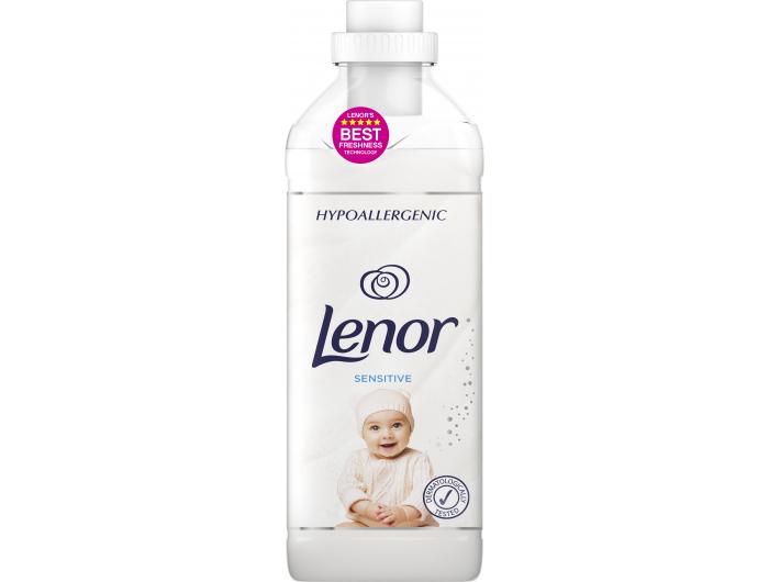 Lenor Gentle Touch omekšivač rublja 930 ml