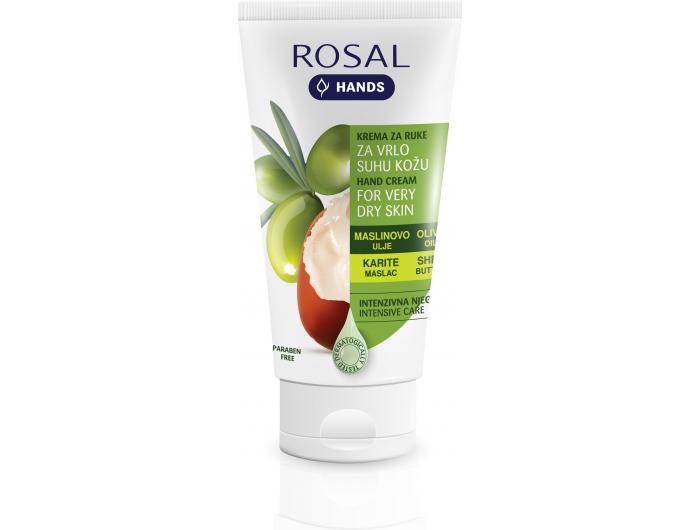 Rosal krema za ruke za suhu kožu 75 ml