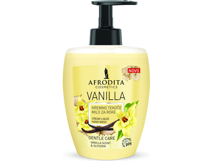 Afrodita tekući sapun Vanilla 300 ml