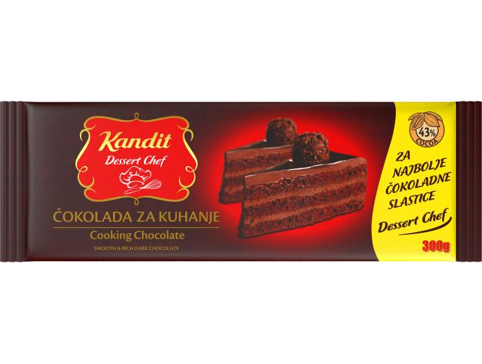 Bondi čokolada za jelo i kuhanje, 200 g