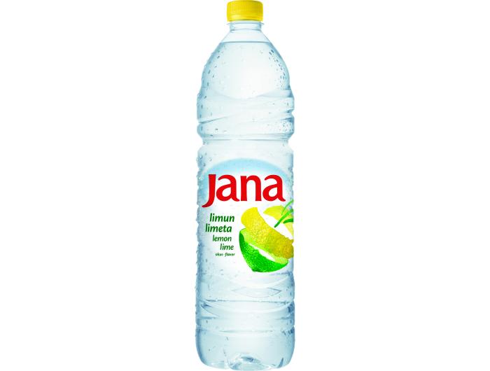 Jana aromatizirana voda, 1,5 L limun i limeta