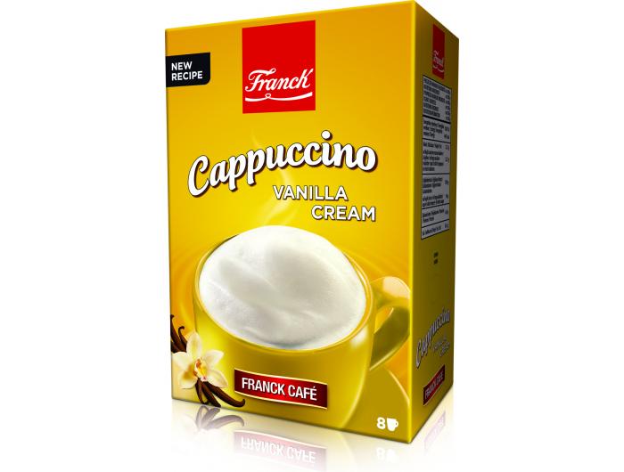 Franck instant cappuccino vanilija 148 g