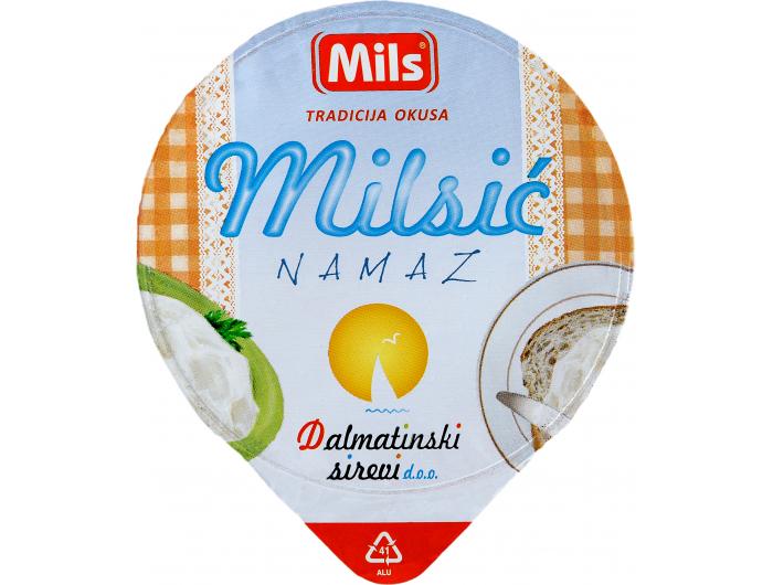 Mils Dalmatinski sirevi mliječni namaz 70 g