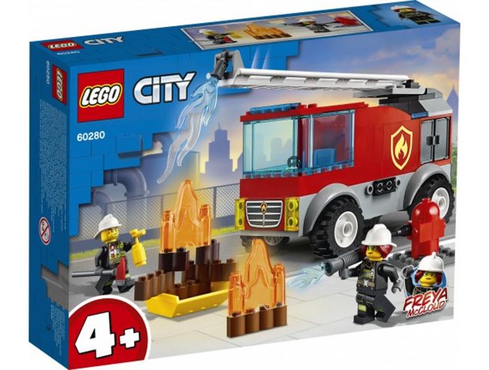 Lego City Vatrogasni kamion s ljestvama