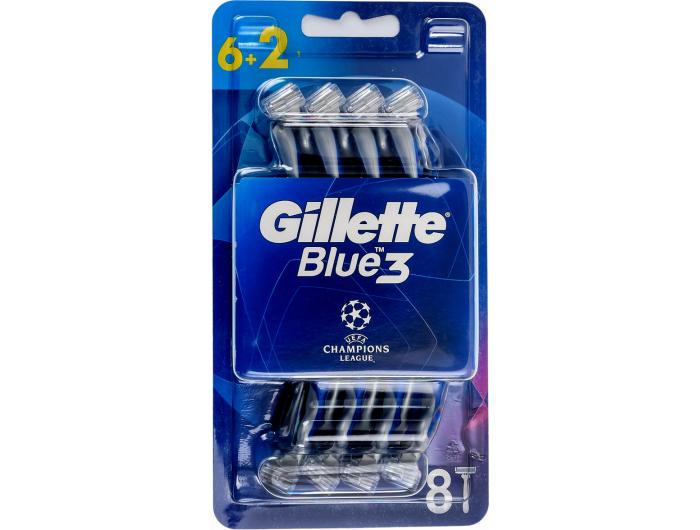 Gillette Blue 3 jednokratni brijači 8 kom