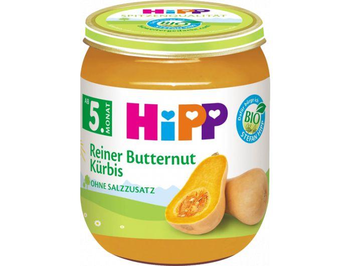 Dječja hrana, 125 g, prva bundeva za dojenče, Hipp