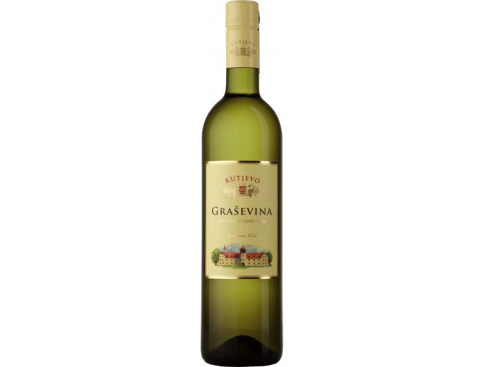 Vino bijelo Graševina Kutjevo 0,75 L