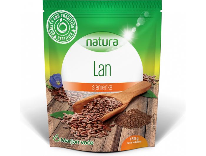 Natura sjemenke lan 150 g