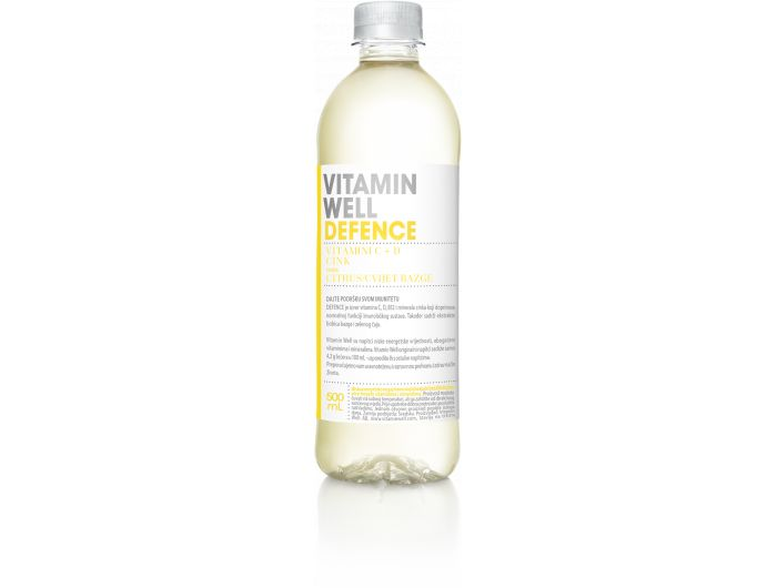 Vitamin well defence 0,5 L