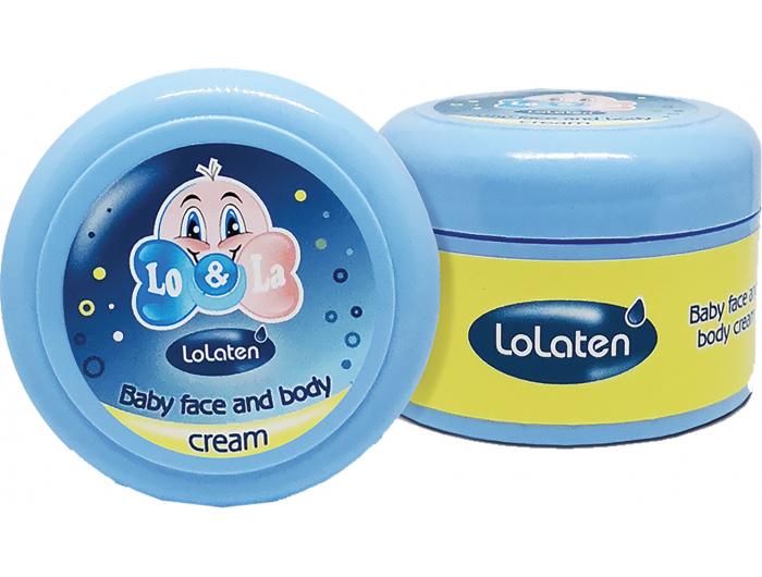 LoLaten Dječja krema za lice 100 ml