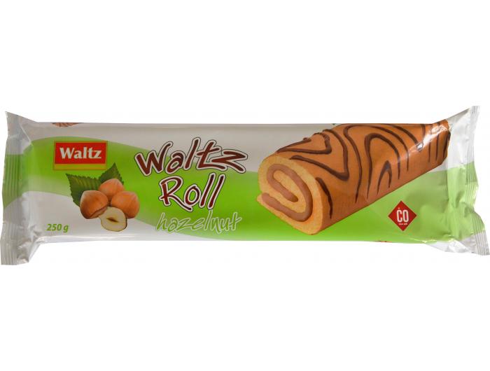 Waltz Rolat punjen kremom od lješnjaka 250 g