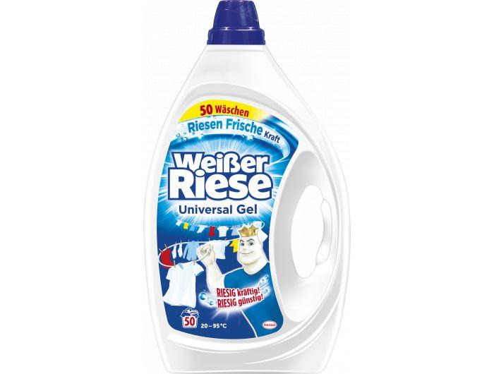 Weißer Riese Universal gel Deterdžent 2,5 L