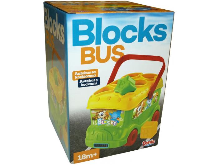 Bus kockica