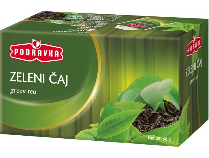 Podravka zeleni čaj 36 g