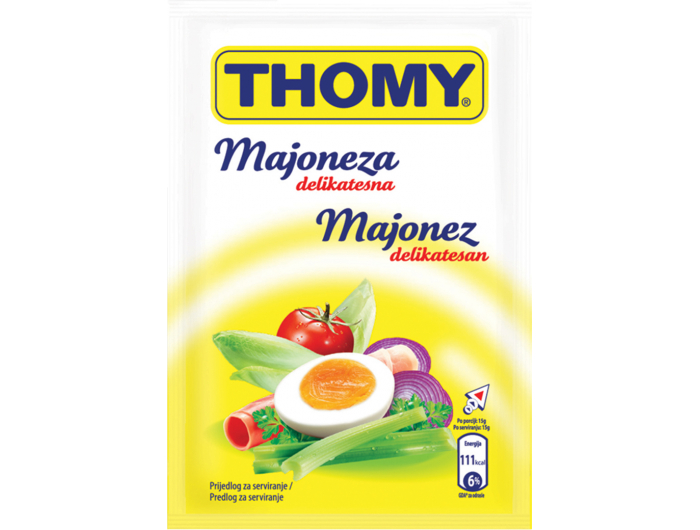 Thomy majoneza mini 20 g