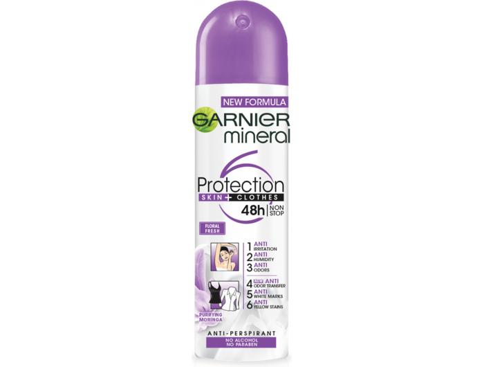 Garnier Protection antiperspirant u spreju – Floral Fresh 150ml