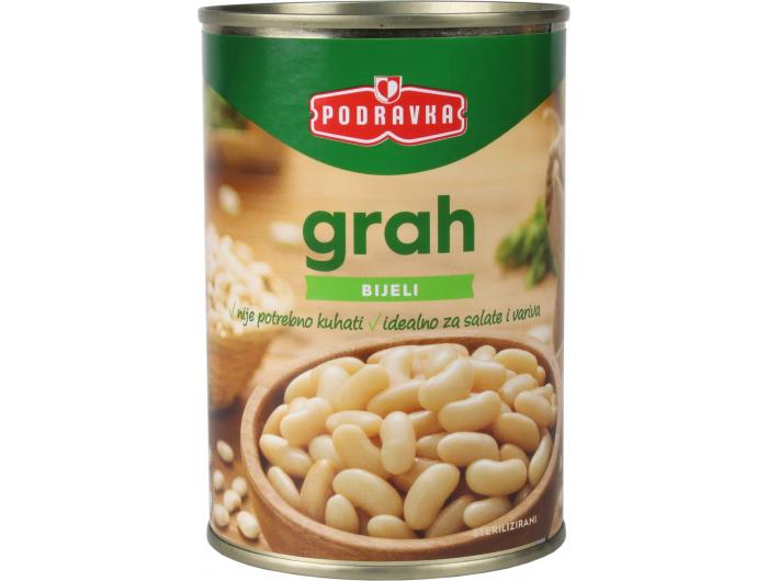 Podravka Grah bijeli 230 g